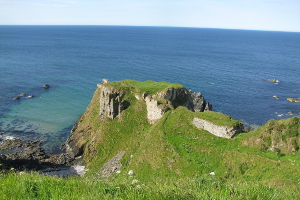 Findlater Castle.